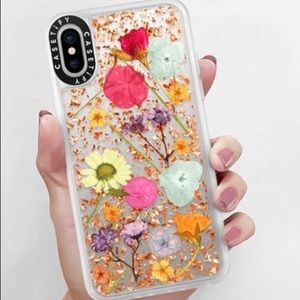 New Casetify Pressed Flower Case Iphone 8/7/6S/6